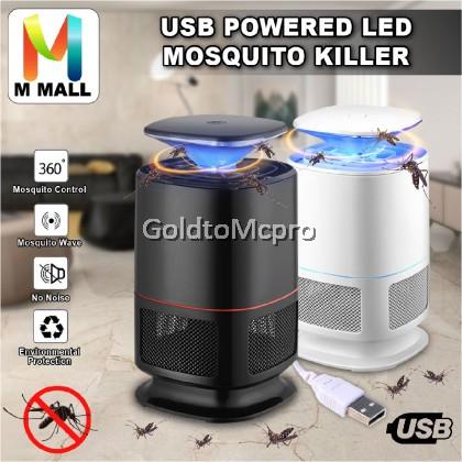 M MALL HOUSEHOLD USB POWERED LED MOSQUITO KILLER LAMP